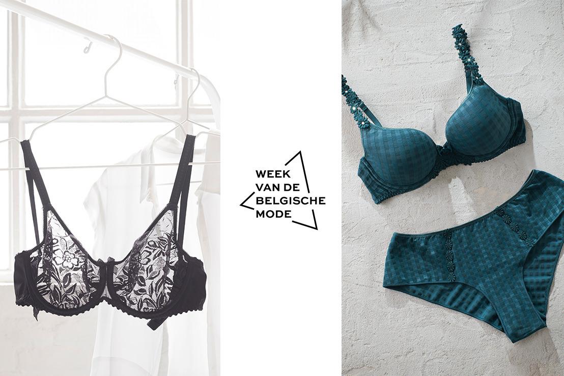 Belgische lingeriemerken Marie Jo en PrimaDonna zetten mee hun schouders onder Week van de Belgische Mode