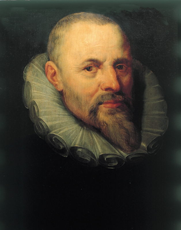 Peter Paul Rubens, Jan I Moretus, Museum Plantiin-Moretus