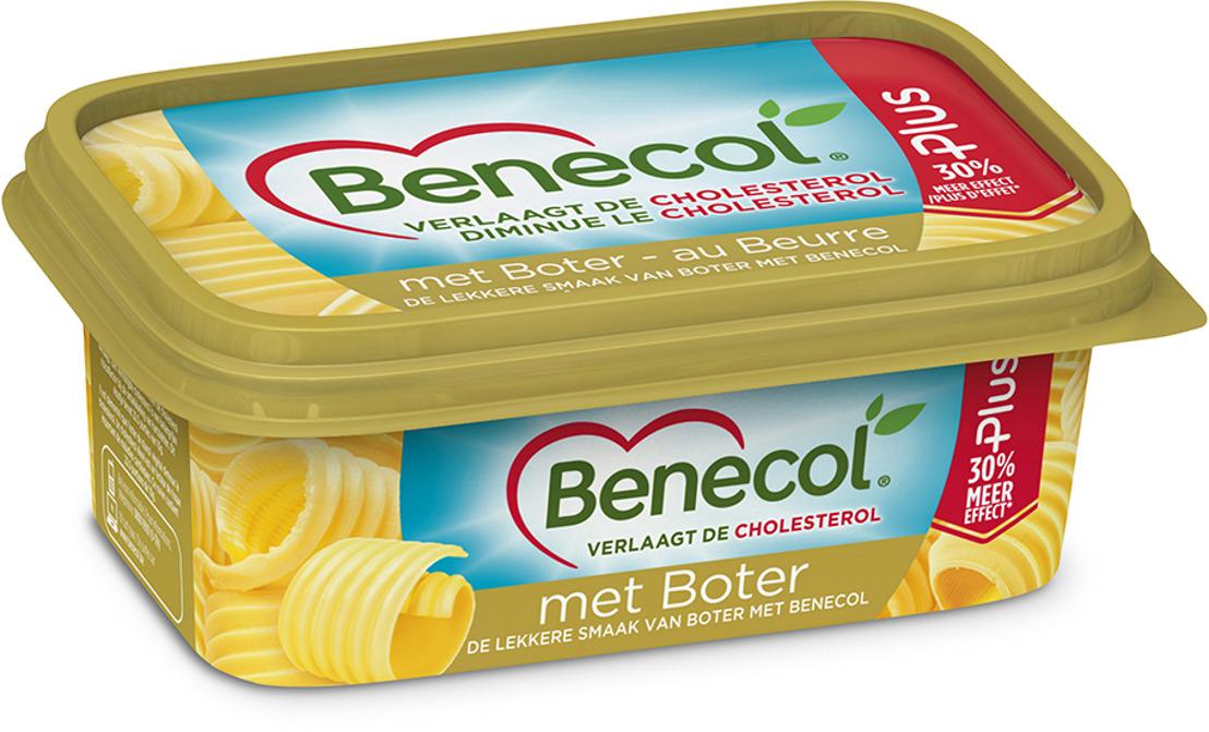 BENECOL® lanceert BENECOL® Plus