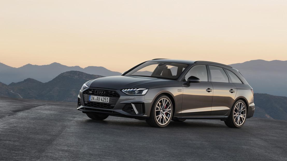 De Audi A4: nog sportiever en nog hedendaagser