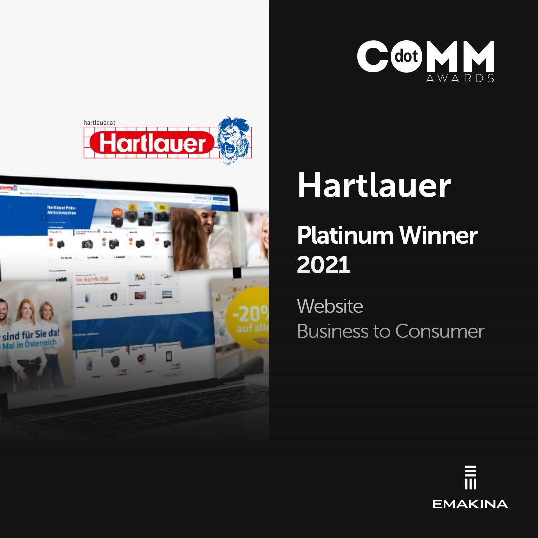 Hartlauer - The Journey to Omnichannel