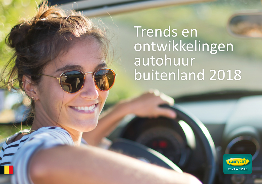 Trendrapport Sunny Cars 2018 BE