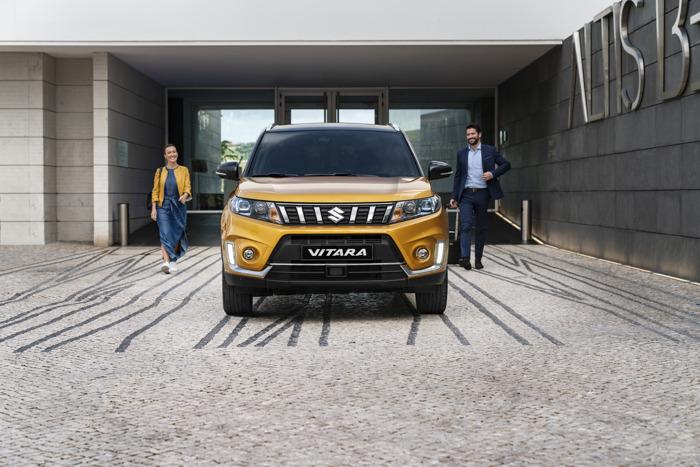 Suzuki : Dossier Salon de l'Auto 2019
