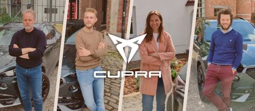Prophets et CUPRA partent en campagne non conventionnelle.