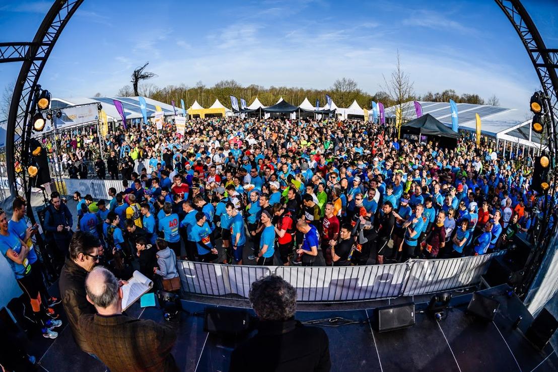 Tweede editie 100km-run voor Kom op tegen Kanker levert 1.452.500 euro op