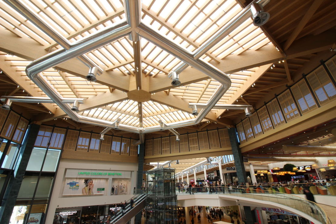 Il Centro - Arese Shopping Centre - Sustainability Winner