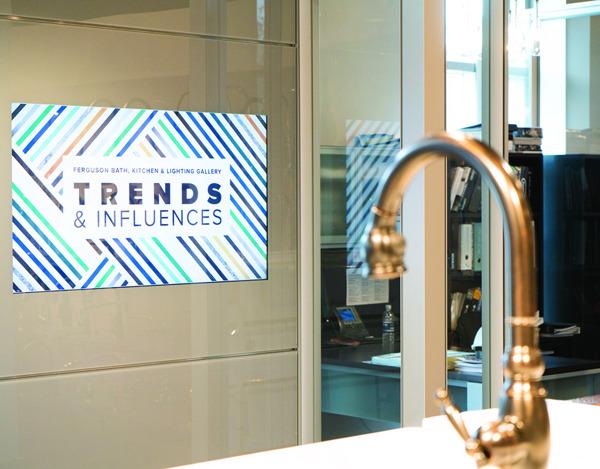 Preview: Ferguson Bath, Kitchen & Lighting Gallery shares 8 new design trends