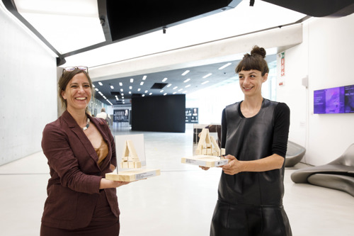 Francesca Torzo wins the Italian Architecture Prize with new exhibition wing for Z33 (Hasselt, BE)
