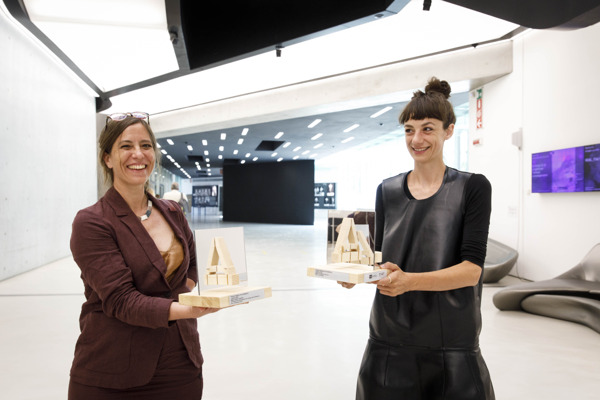 Preview: Francesca Torzo wins the Italian Architecture Prize with new exhibition wing for Z33 (Hasselt, BE)