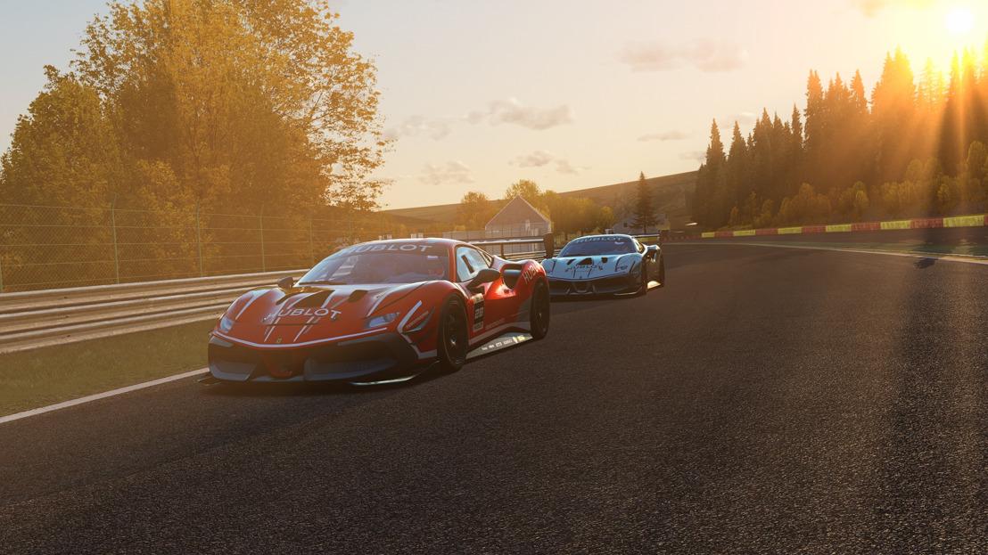 Ferrari Hublot Esports Series : le compte à rebours pour la grande finale de novembre commence