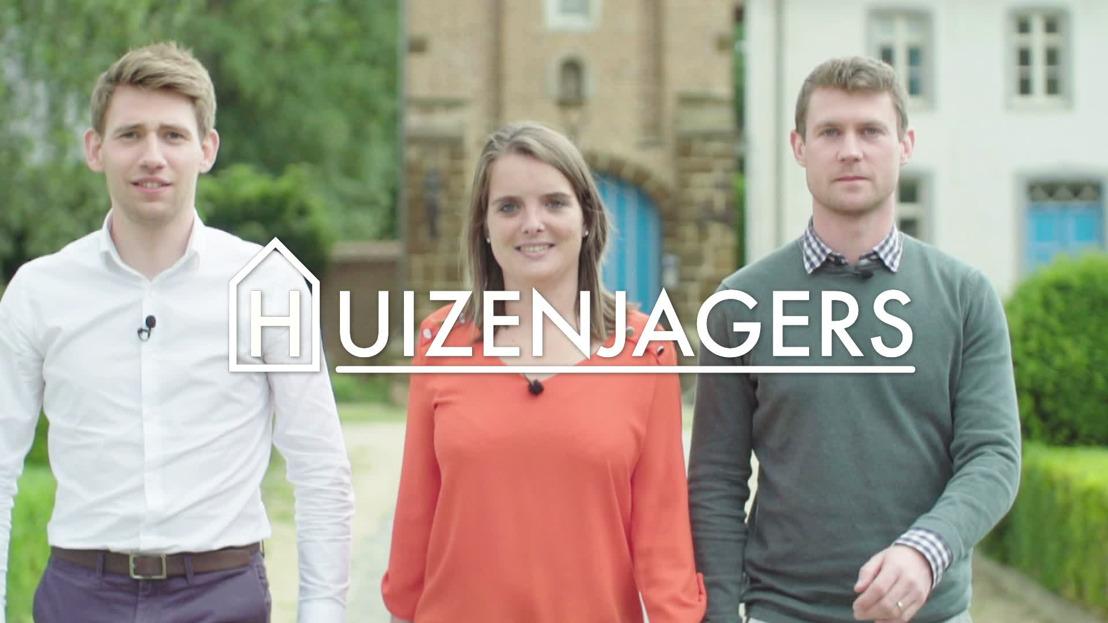 Jong trio Huizenjagers strijdt voor de overwinning in Vlaams-Brabant