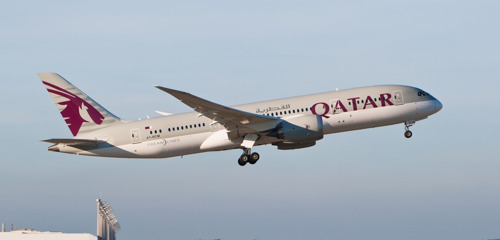 Qatar Airways is enhancing the travel experience with Thales AVANT IFE on its Boeing B787-8 Dreamliner