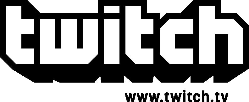 Twitch Black Logo URL