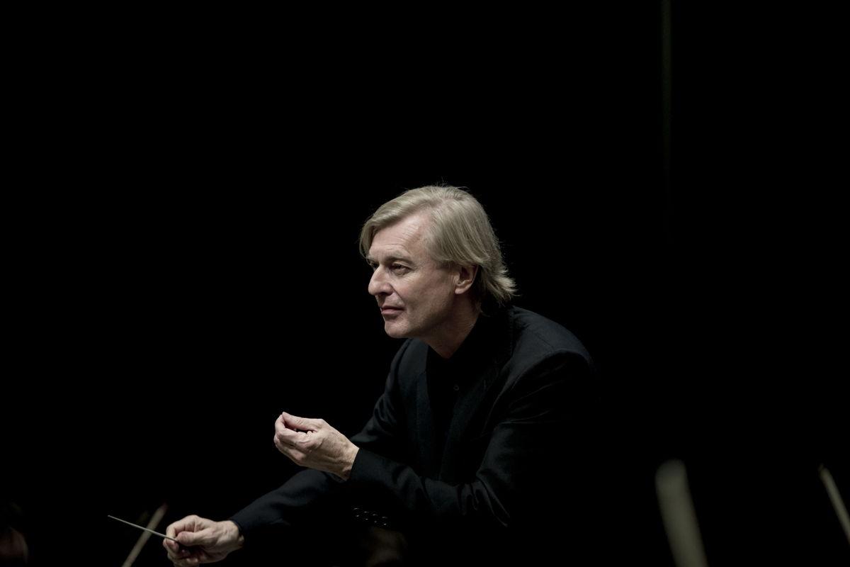 Jan Caeyers, Dirigent bij Le Concert Olympique