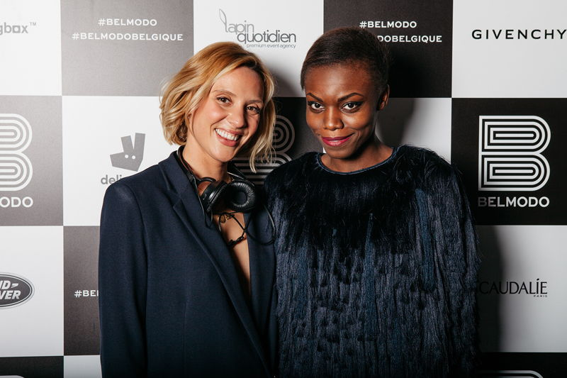 Elsa Fralon & Marie-France Vodikulwakidi
