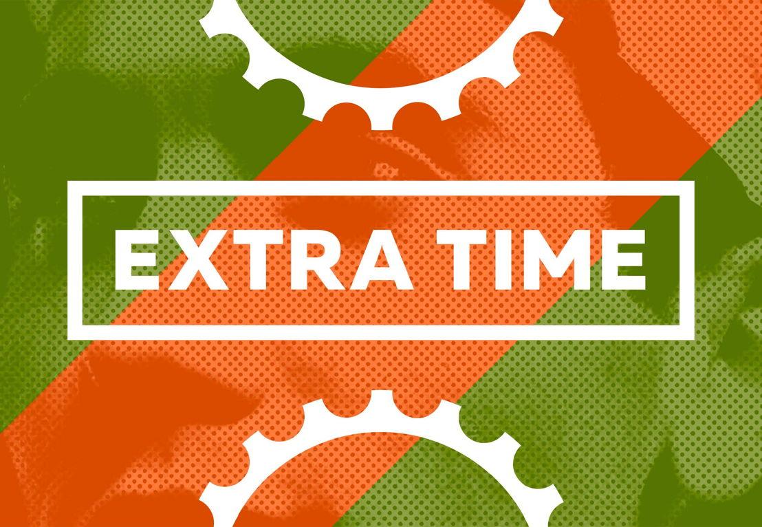 Logo Extra Time Koers