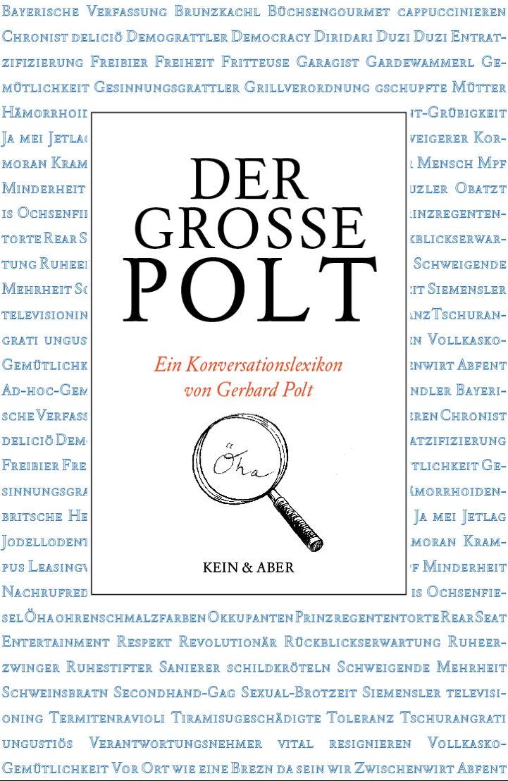 Der Poltsche Sprachkosmos als Buch.