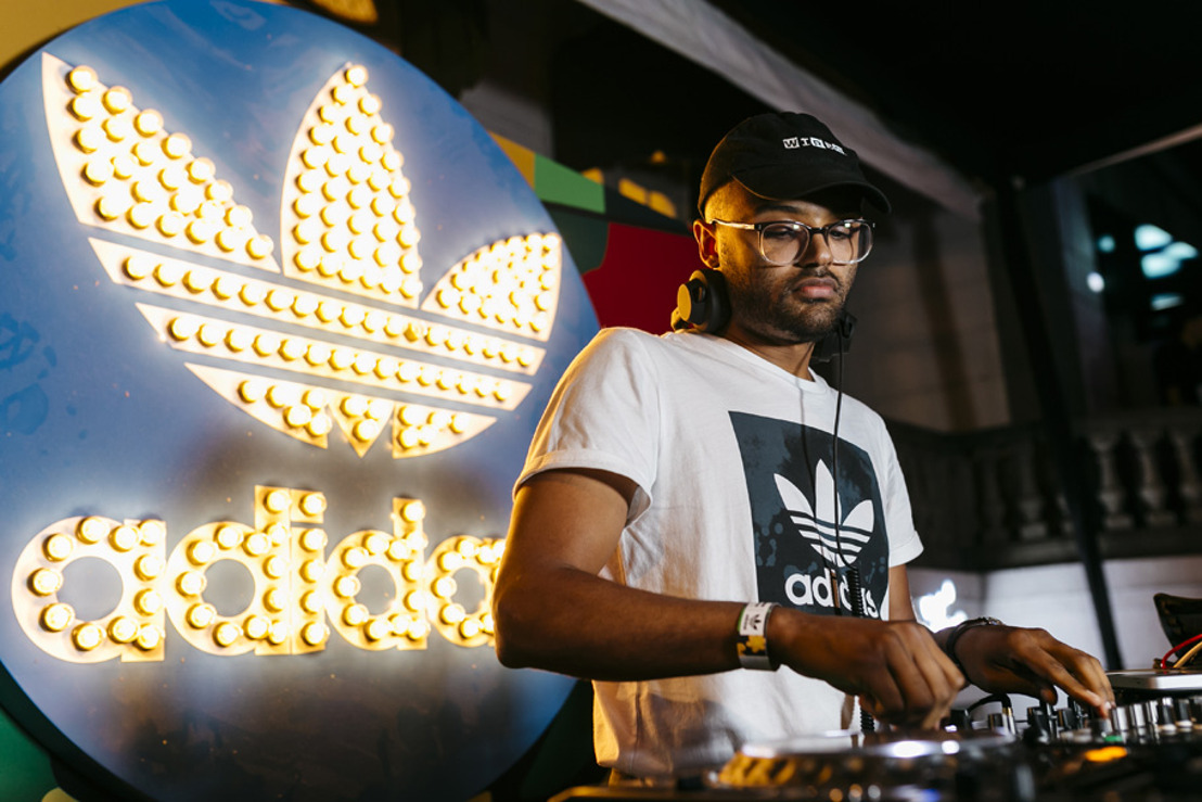 adidas Originals presenta Sunset Party para celebrar la nueva colaboración con Pharrell Williams: Supershell
