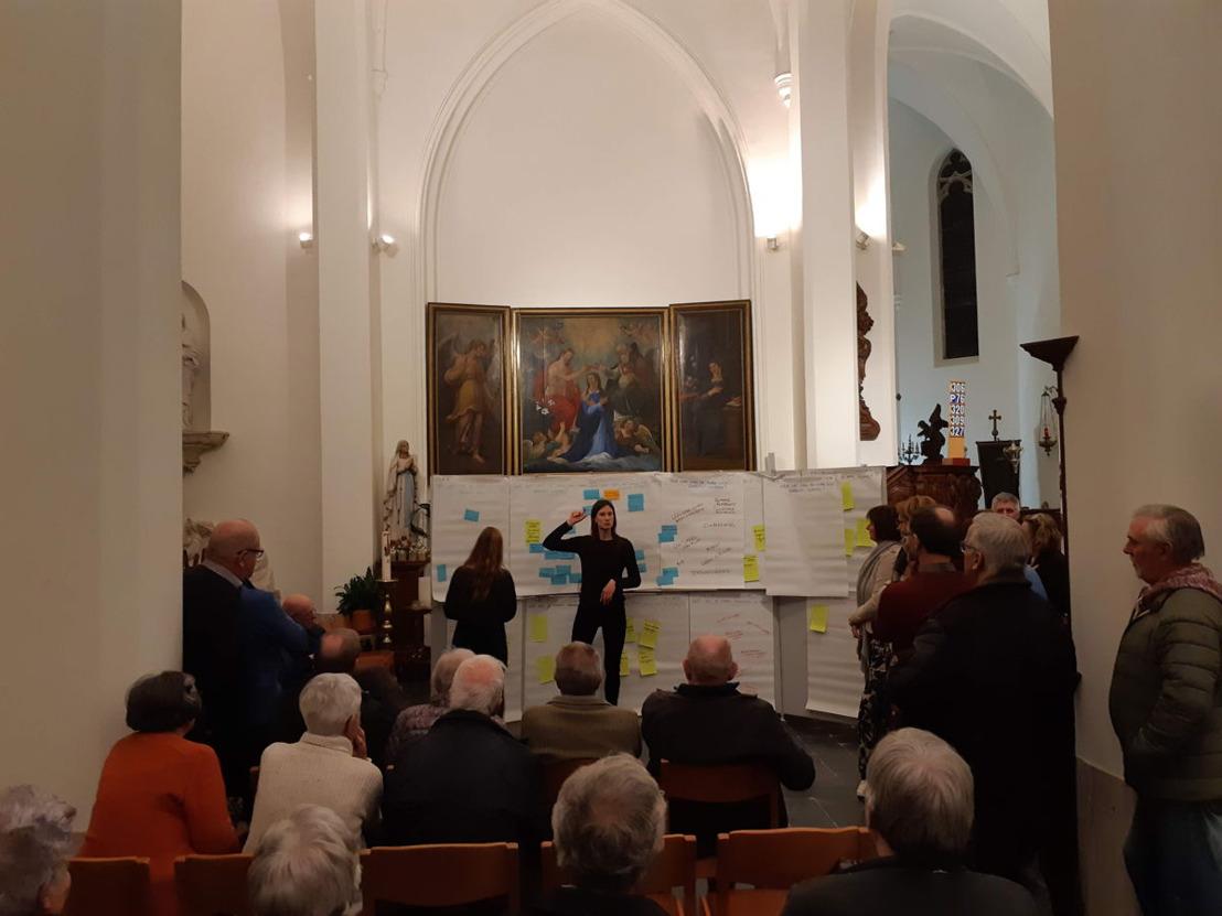 25.000 euro voor nieuwe invulling kerk