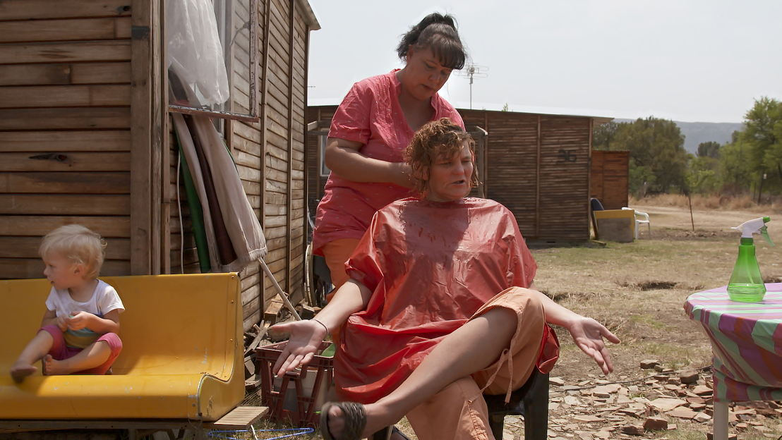 Barber shop: Pretoria - (c) Luc Vrydaghs