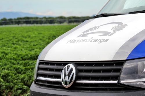 """La iniciativa """"Manos a la Carga"""" de Volkswagen Vehículos Comerciales se transforma en """"cadena de favores"""" desde el campo mexicano hasta los hospitales, ante la pandemia por Covid-19"""
