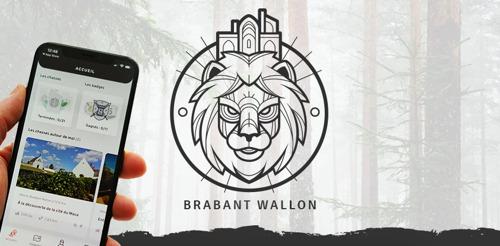 25.000 visiteurs ont (re)découvert le patrimoine du Brabant wallon grâce à l'application Totemus