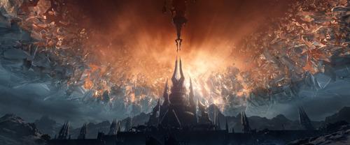 Анонсы BlizzCon 2019: World of Warcraft: Shadowlands