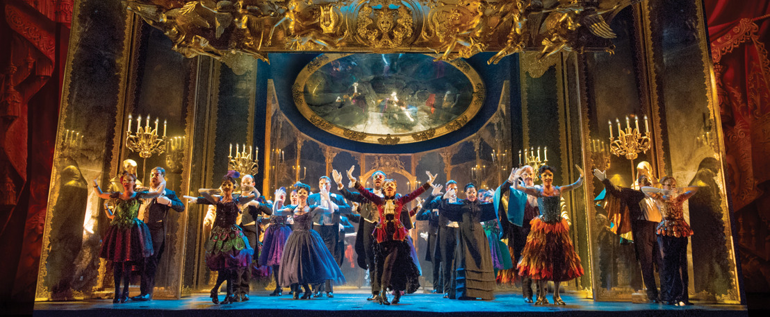 Cast revealed for Andrew Lloyd Webber's THE PHANTOM OF THE OPERA in a spectacular new production by Cameron Mackintosh