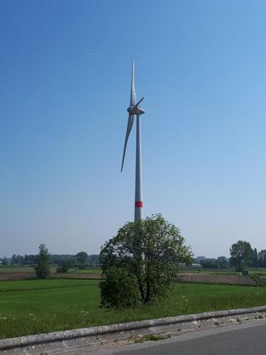 Preview: Groot buurtfeest aan de voet van de Luminus windturbines in Laarne en Lochristi