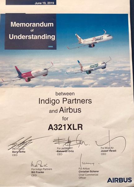 Preview: WIZZ AIR GAAT 20 AIRBUS A321XLR's BESTELLEN
