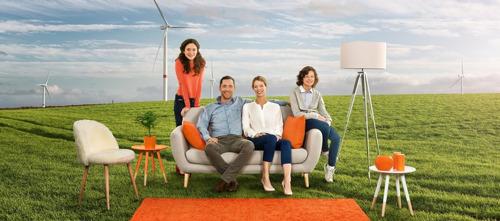 Een dividend van 5% voor de coöperanten van Luminus Wind Together