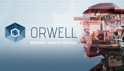 November 2017 - Orwell: Keeping an Eye On You