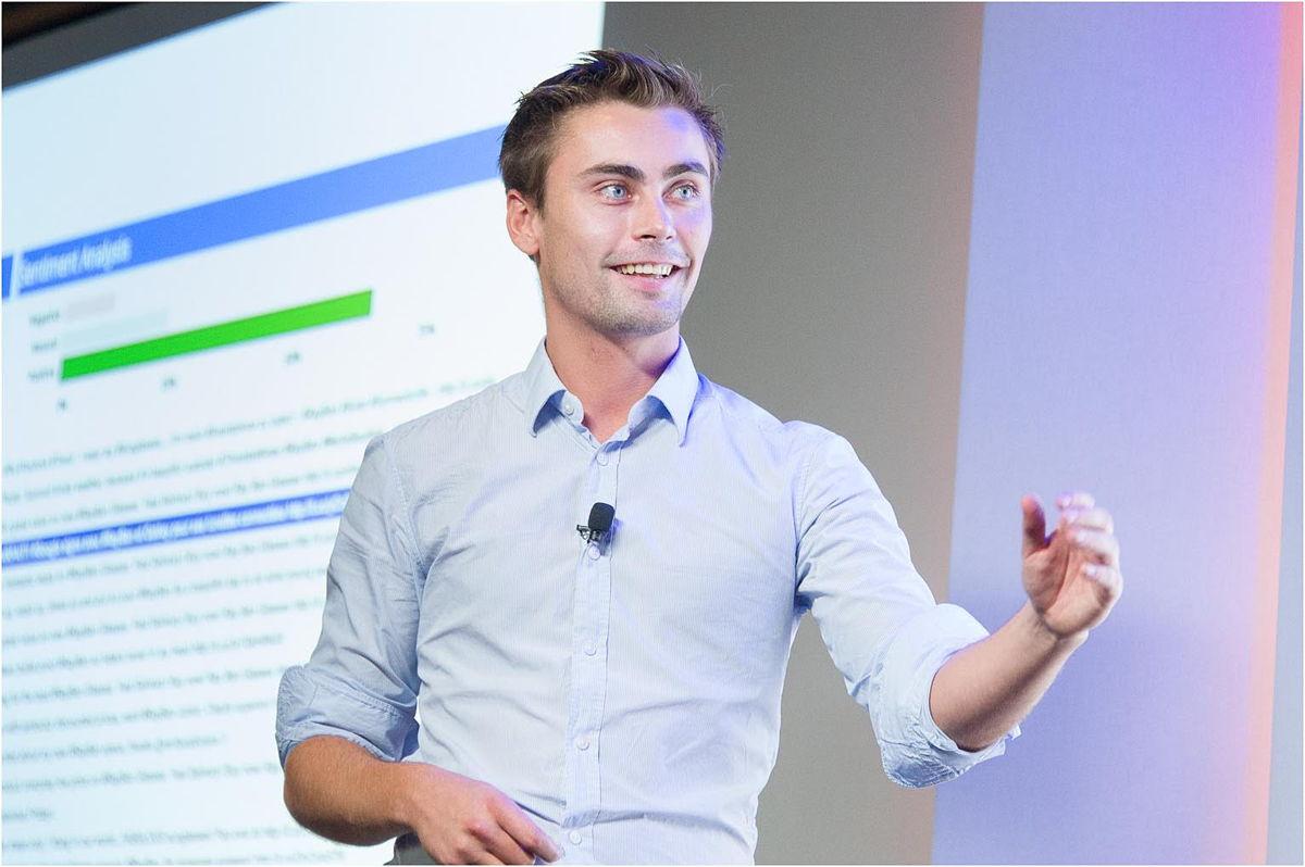 Nicolas Deruytter, CEO ML6
