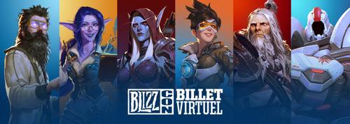Célébrez la BlizzCon depuis chez vous avec le billet virtuel
