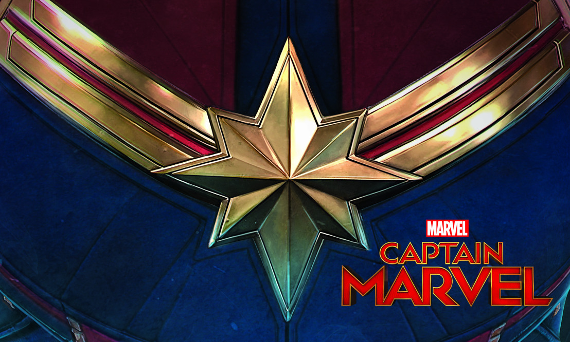 Captain Marvel vervoegt de helden tijdens de Marvel Summer of Super Heroes in Disneyland Paris
