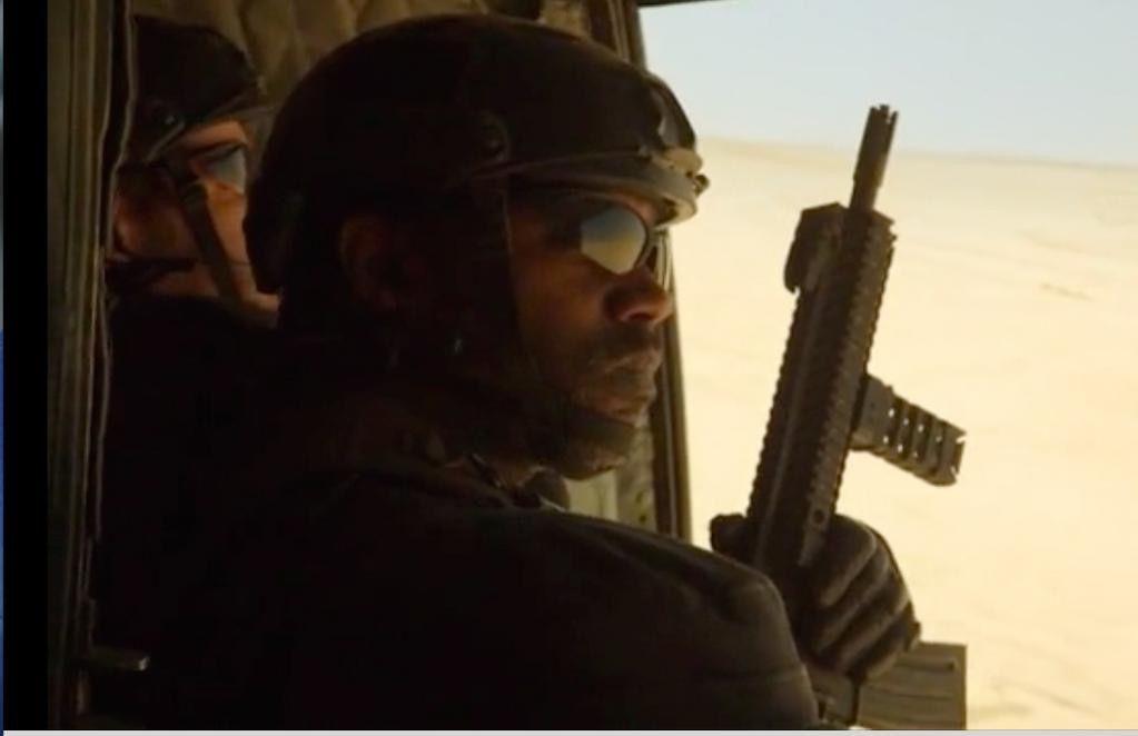 Jenkins in a scene from the premier episode.