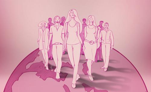Hays stapt zich fit én strijdt tegen borstkanker tijdens De Roze Mars
