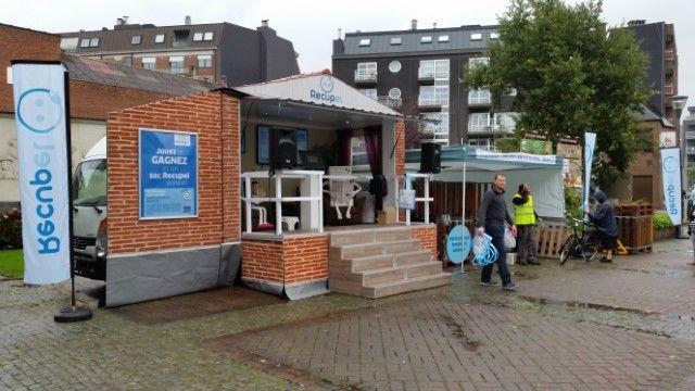 Recupel on Tour - Sint-Niklaas