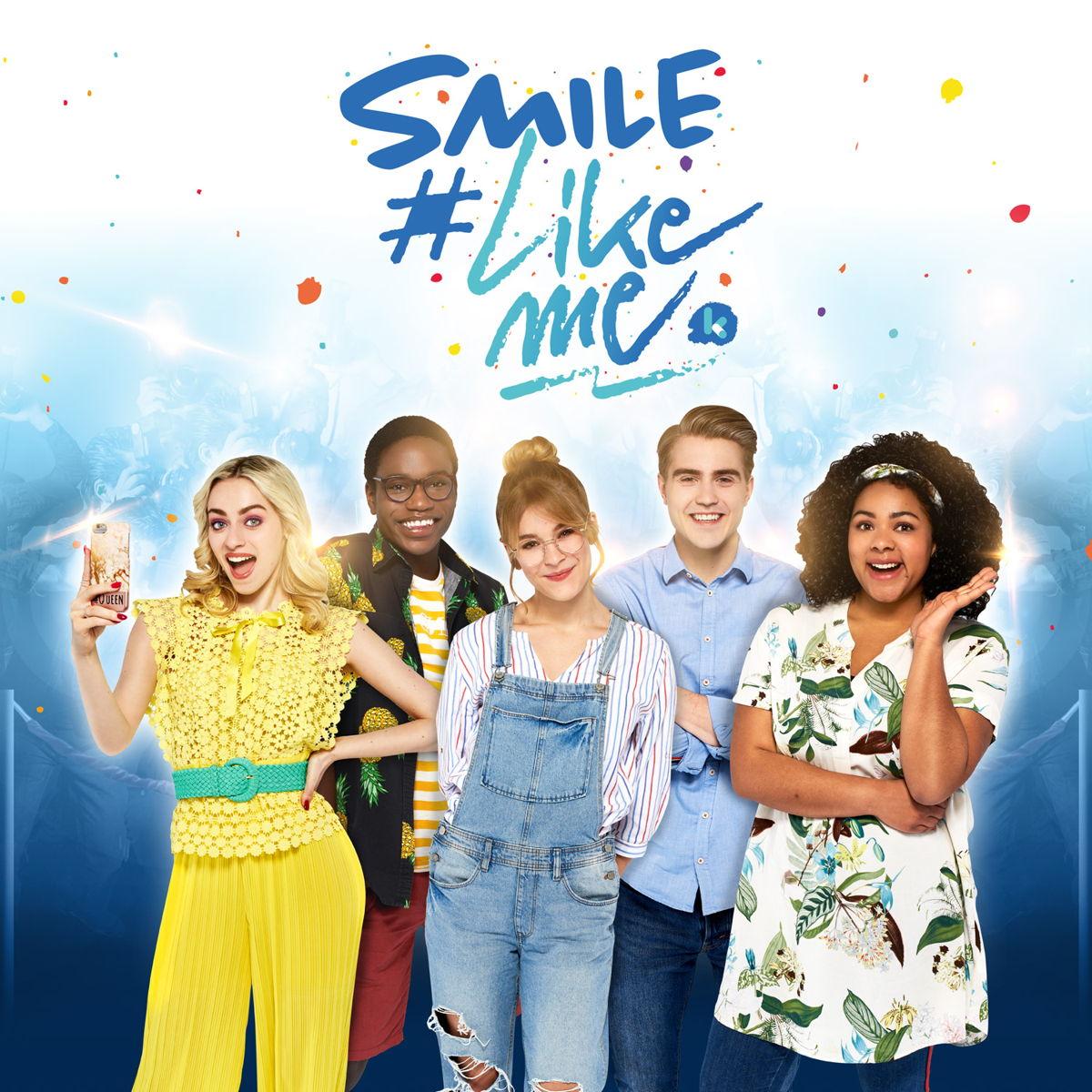 Smile #LikeMe