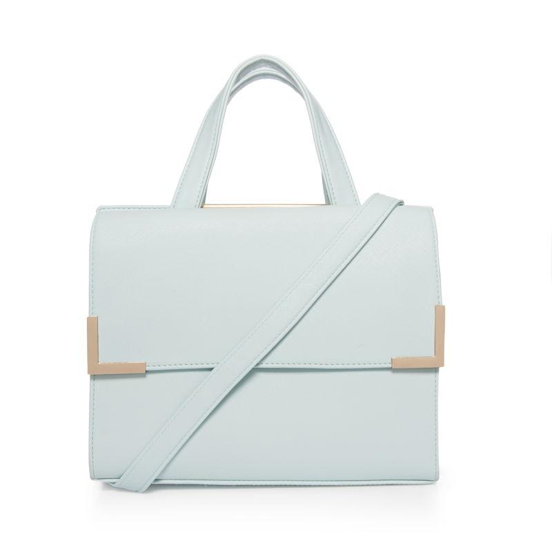 Blue Box Handbag - €11