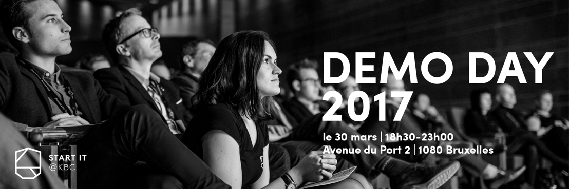 INVITATION PRESSE : Brussels Demo Day - plus haut, plus fort, plus grand !