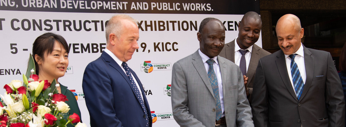 THE BIG 5 CONSTRUCT KENYA OPENS FOR A THIRD EDITION AT KENYATTA INTERNATIONAL CONVENTION CENTRE