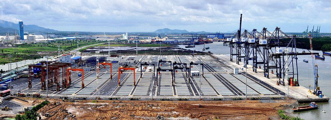 Successful installation of MHE-Demag Gantrail Crane Rails