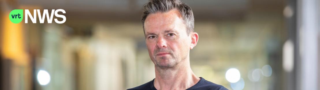 Lieven Van Gils volgt vanaf het najaar de actualiteit rond films en series voor VRT NWS