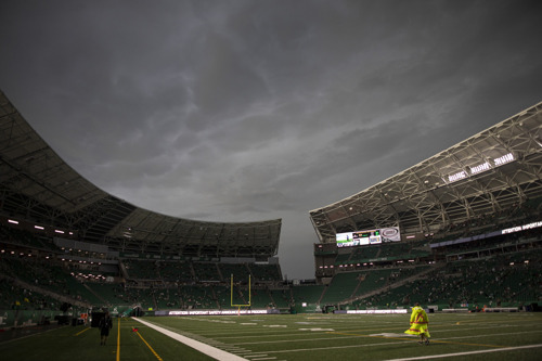 Déclaration : Résultat du match entre la Saskatchewan et Montréal