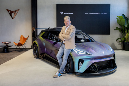 CUPRA moves forward with its ambition to become a fully electric brand by 2030