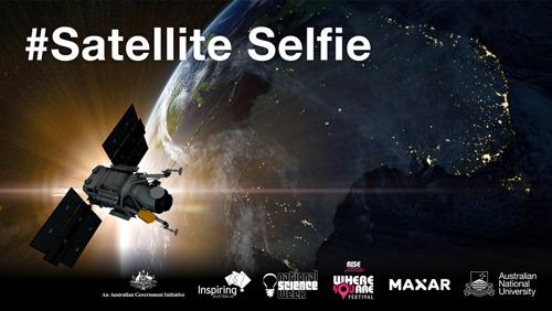 Historic 'Satellite Selfie' captures distinct moment in time