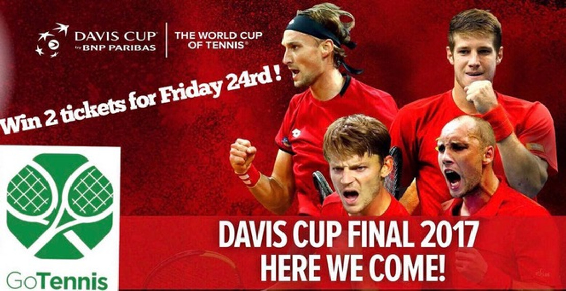 PRESS INVITATION: Join us at our Pre-Davis Cup event and find out all about GoTennis