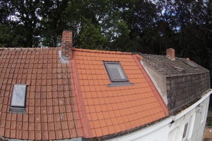 Sinterklaas ongerust over de staat van uw dak Verzekeraars en dakbedrijven verspreiden preventietips