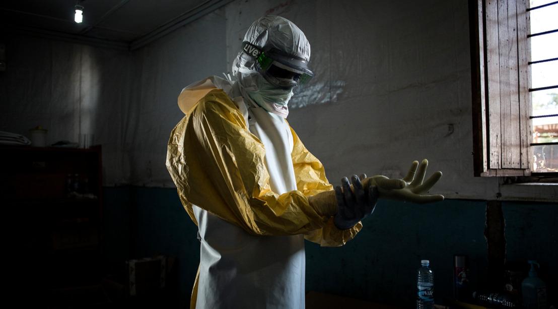 Un 'escape room' en línea para ponerse en la piel de un trabajador humanitario de Médicos Sin Fronteras en un brote de Ébola